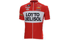 Vermarc Lotto Belisol Pro Team Short Sleeve Jersey 2014 - SMALL