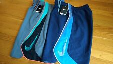 NWT, $58. MSRP Mens Nike Swim / Swimming Trunks Shorts NESS6356 718375