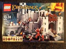NEW Sealed LEGO Lord Of The Rings Battle Of Helms Deep set # 9474 RARE