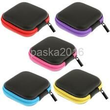 Mini Pocket Storage Case Bag Wallet for USB Cable Earphone Earbud Coins Key Card
