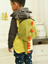 Dinosaur Backpack Dragon Perfect School Bag Boy Girl Cartoon Kindergarten Top