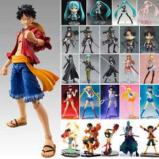 Sailor Moon /Attack On Titan /One Piece /Hatsune Miku Anime Action Figure Figma