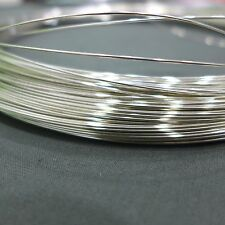 21ga,0.7mm,Half Hard,925 Sterling Silver Wire,5ft,10ft,20ft,Jewelry Craft Design