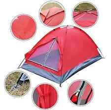 Camping Tent Travelling Outdoor Hiking Camping 2 Person Waterproof Tent Campers