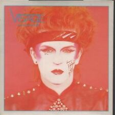 "VISAGE S/T 7"" VINYL UK Polydor 1981 Remix In Steve Strange Headband Sleeve"