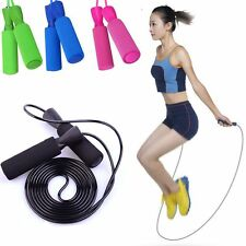 Aerobic Crossfit Sports Gym Fitness Speed Jump Rope Skipping Exercise Boxing
