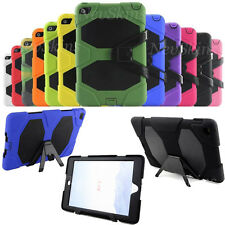 NEW Heavy Duty Shock Proof Case For Apple iPad Air 2 Work Tough Tradesman Cover