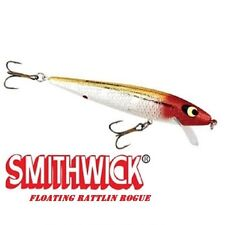 """SMITHWICK FLOATING RATTLIN' ROGUE, 4-1/2"""", 1/3 OZ. NEW,  CHOICE OF COLORS"""