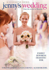 Jenny's Wedding (DVD, 2015) Brand New - Katherine Heigl, Alexis Bledel