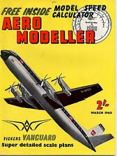 Aero Modeller Magazine March 1960