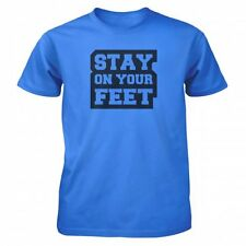 Youth Stay On Your Feet Soccer T-shirt