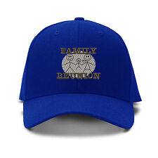Family Reunion Embroidery Embroidered Adjustable Hat Baseball Cap