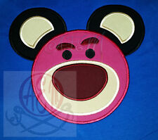 Personalized Lotso Mousehead Machine Embroidered Shirt