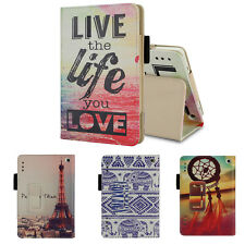 Leather Shell Folding Fold Stand Case Cover For Amazon Kindle Fire HD 7 Inch