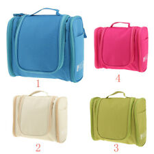 LARGE HANGING Mens Lady Travel Makeup Toiletry Cosmetic Bag Toiletries Organizer