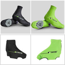 Bicycle Bike Windproof Shoe Covers Cycling Zippered Overshoes Sportwear KBLQ