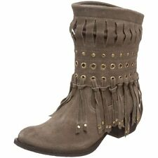 New Guess by Marciano Women's Rumi Leather Ankle Boot Sz 5.5