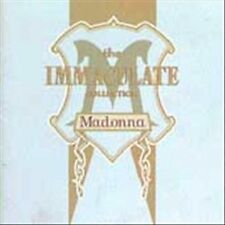 The Immaculate Collection by Madonna (CD-1990, Sire) BRAND NEW SEALED