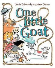 One Little Goat by Ursula Dubosarsky Hardcover Book