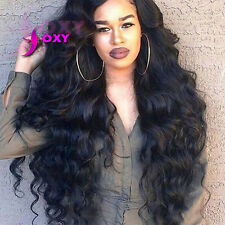 180 Density Thick Full Lace Wigs Human Hair Body Wave Glueless Lace Front Wigs