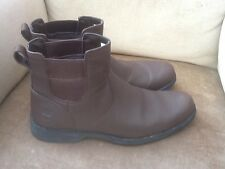 Men's Timberland Fitchburg Ortholite Chelsea boot size uk7.5