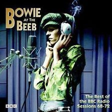 Bowie at the Beeb: The Best of the BBC Radio Sessions 68-72 by David Bowie...
