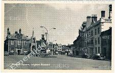 Bedfordshire Leighton Buzzard Market Square Old Photo Print - England