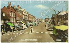 Bedfordshire Leighton Buzzard High Street Old Photo Print - England