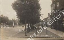 Bedfordshire Dunstable High Street South Old Photo Print - Size Select - England