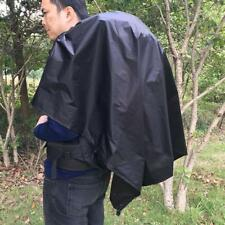 Multifunction Lightweight Rain Poncho Backpack Rain Cover for Hiking Camping