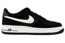 New Nike Youth Air Force 1 (GS) Boys Basketball Shoes Black/White All Sizes