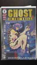 Ghost in the Shell collection, Dark Horse Comics, all 3 series, Masamune Shirow