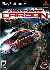 Need for Speed: Carbon (Sony PlayStation 2, 2006) Disc Only. Clean. Tested PS2