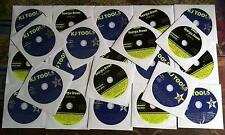 22 CDG DISCS KARAOKE AWESOME SONGS 375+ SONGS ROCK,COUNTRY **WINTER 2016 SALE**