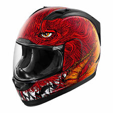 ICON ALLIANCE LUCIFUR LUCIFER HELMET *CHOOSE SIZE*