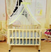 Hot Mosquito Baby Bed Mosquito Mesh Dome Curtain Net&Toddler Crib Cot Canopy HQ
