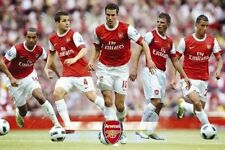 New The Gunners Star Players Arsenal Football Club Poster