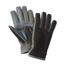 Isotoner Men Smart Touch Tech Stretch Gloves Therma Flex Lining