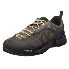 Salewa Firetrail 3 Black Olive Mens mountain climbing shoes