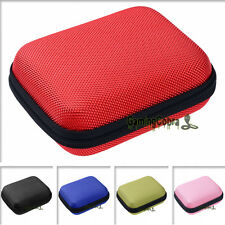 Colorful Hard Cover Travel Case Carrying Bag for Nintendo Game Boy Advance SP