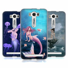OFFICIAL RACHEL ANDERSON MERMAIDS SOFT GEL CASE FOR AMAZON ASUS ONEPLUS