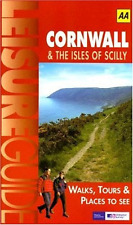 Cornwall and the Isles of Scilly (Ordnance Survey/AA Leisure Guides), Good Condi