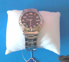 OMAX Supreme, Brand New All Stainless Steel Watch with Date