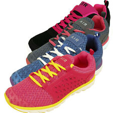 Womens Shock Absorbing Running Shoes Trainers Ladies Gym Shoe Fitness Trainer