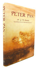 J. M. Barrie, Arthur Rackham (Illustrated)  PETER PAN  Book Club Edition