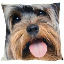 Lovely Animal Face Printed Cushions From Shudehill..