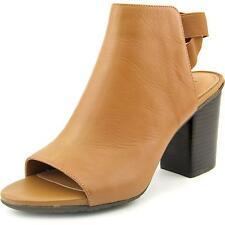 Kenneth Cole Reaction Frida Fly Women  Open Toe Leather Brown Sandals