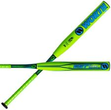 Worth WESTMU EST Comp 13.5 Balanced Slowpitch Softball Bat Neon/Royal WESTBU-17