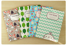 Molang Rabbit Memo Pad Paper Sticky Note Post It Stationery - 160 sheets