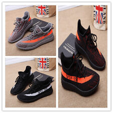 MENS BOOST TRAINERS FITNESS GYM SPORTS RUNNING SHOCK SHOES SPORTS